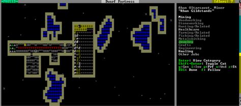 Computer Game Chair Dwarf Fortress Ten Hours With The Most Inscrutable