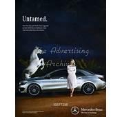 Mercedes Adverts