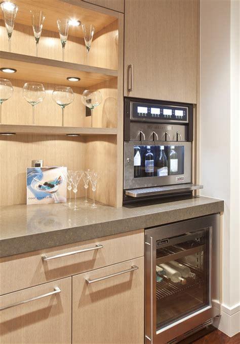 Wine Station In Kitchen by Winestation Modern Major Kitchen Appliances Other
