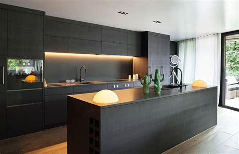 modern kitchen wall cabinets 25 gorgeous one wall kitchen designs layout ideas