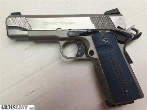 1911 titanium grips armslist for sale christensen arms 1911 commander