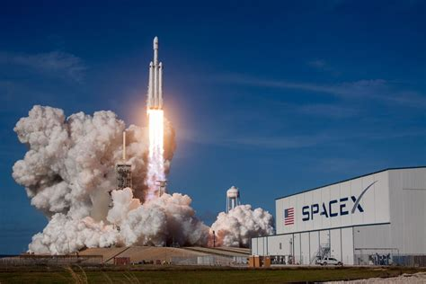 spacex set to launch world s most powerful rocket the spacex just launched the world s most powerful rocket and