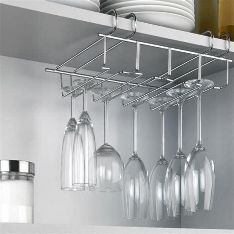 Rack à verres à pieds   Rangement vaisselle