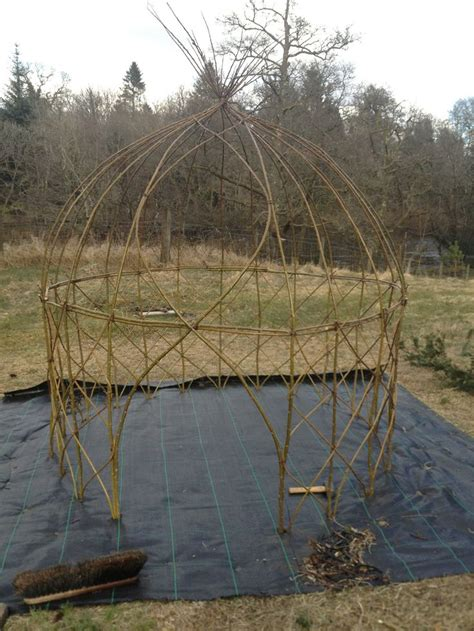 willow gazebo 17 best images about willow domes on pinterest vienna