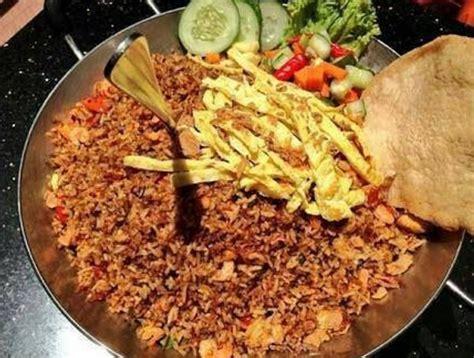 membuat nasi goreng jancuk 28 makanan khas surabaya jawa timur untuk oleh oleh