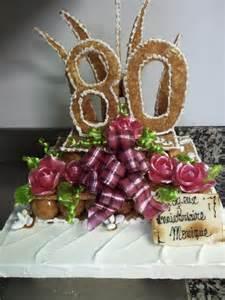 M M Decorations Chiffre 80