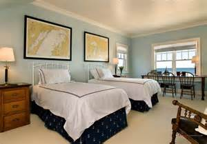 Two Bedrooms Two Beds In Bedroom 25 Best Design Ideas On Photo Gallery