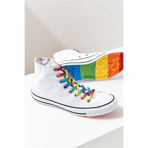 Converse Rainbow best 25 rainbow shoes ideas on rainbow