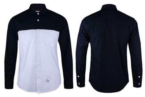 desain kemeja panjang 20 desain baju kemeja pria keren terbaru desain arena