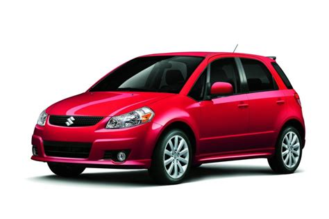 Suzuki Sx4 Horsepower 2015 Suzuki Sx4 Review Prices Specs