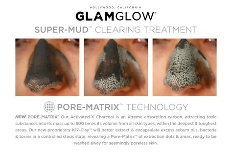 Glam Glow Supermud Clearing Treatment mud clearing treatment de glam glow verdict