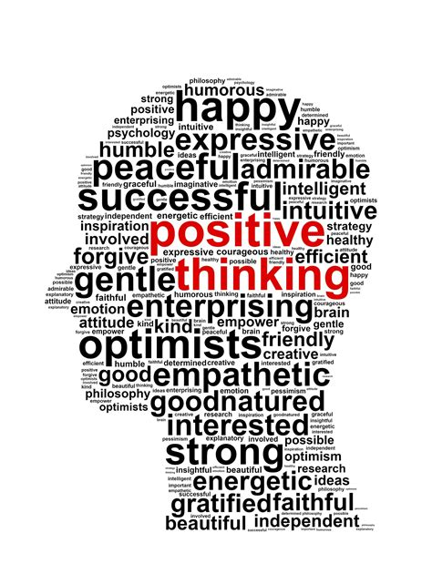 Essay Healthy Living Positive Thinking by The Power Of Positive Thinking Meetcalebwright