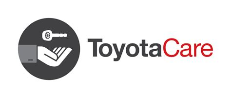toyota service logo toyotacare 24 7 roadside assistance available at elgin