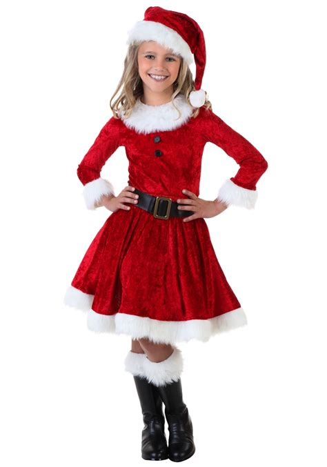 girl mrs claus costume 29 mrs claus costumes