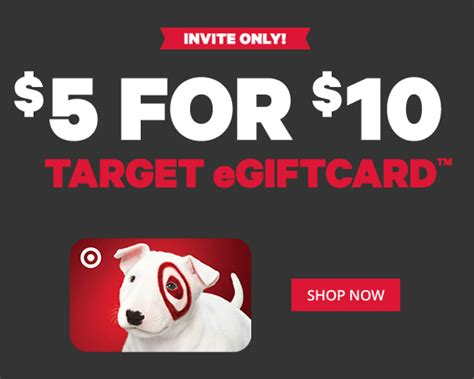 Target Gift Card Groupon - 50 off target gift card from groupon targeted
