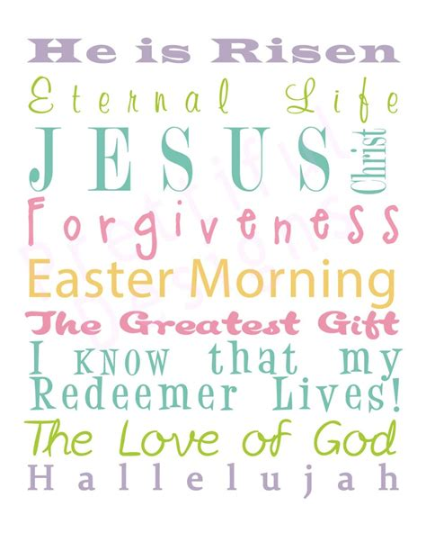 free printable easter quotes 17 best images about biblical religion inspirational on
