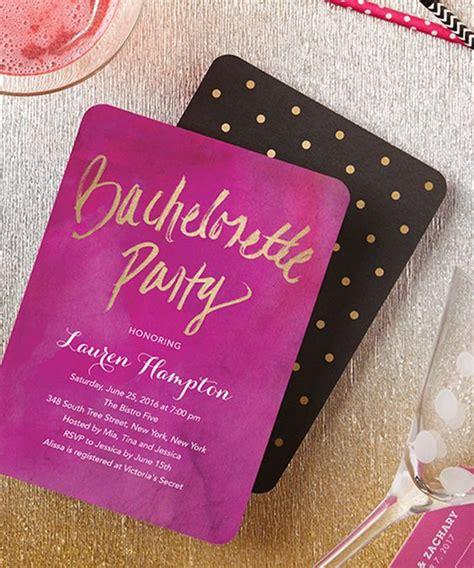 Wedding Paper Divas Discount by 9 Bachelorette Invitation Ideas Wedding Paper Divas