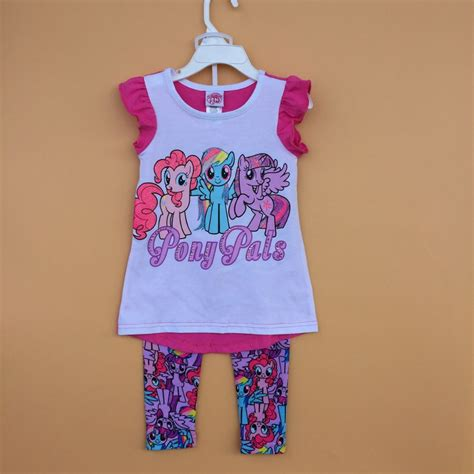 my pony set summer top and set