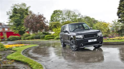 kahn land rover kahn range rover review autoevolution