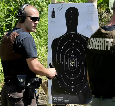 The Cole Background Check Sagahadoc County Sheriff S Department Wins Shooting Contest The Portland Press