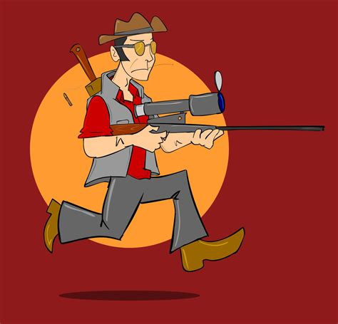 wallpaper cartoon action pin tf2 sniper spray logo health meter pyro unmasked on