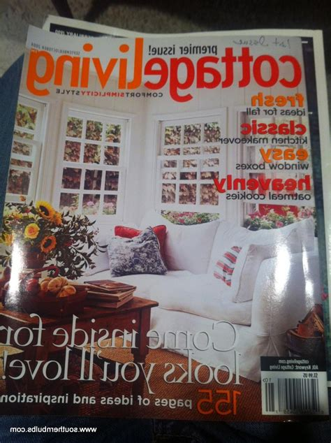 house beautiful cottage living magazine cottage magazine cottage style magazine cottage style