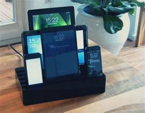 smartphone charging station multi device charging station multiple devices
