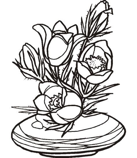 Coloriage Fleur A Imprimer Az Coloriage Coloriage Fleurs Coloriage Fleur De Vanille Imprimer L