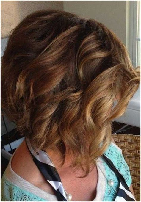 curly stacked bob 20 short haircuts for curly hair 2014 2015 short