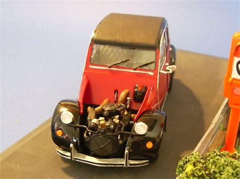 Motorhaube Mit Spraydose Selbst Lackieren by Charleston Ente Heller 1 24 Kisfeld