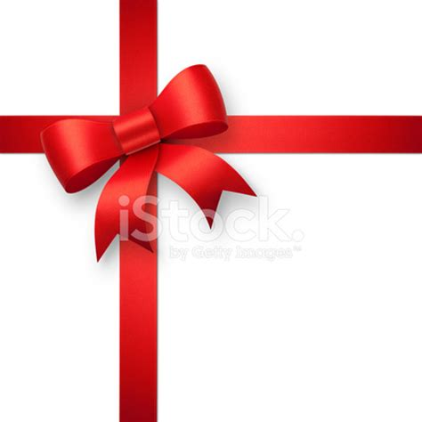 red gift bow stock photos freeimages.com