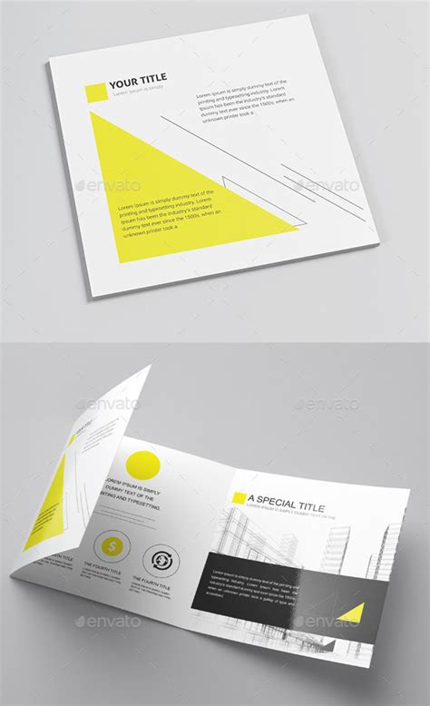 brochure templates photoshop 50 top psd brochure template designs 2016 web graphic