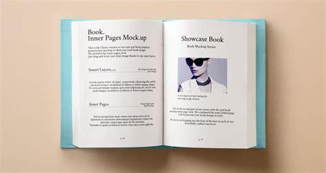 psd hardback book inner mockup psd mock up templates