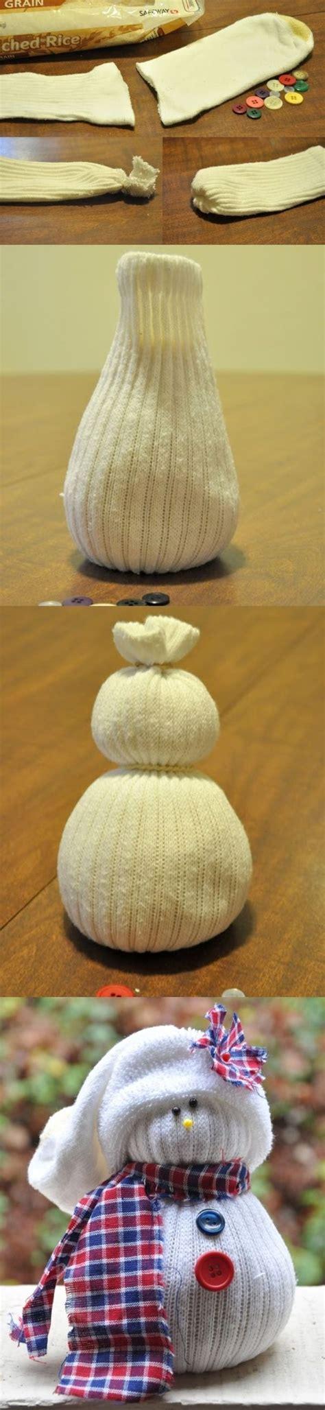 diy sock snowman diy sock snowmen couture so