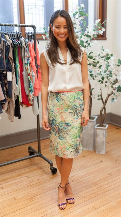 how to wear a pencil skirt and blouse blouse with