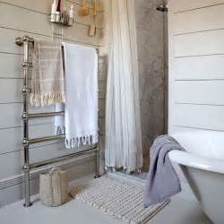 Bathroom With Shower Curtains Ideas Relaxed Bathroom Bathroom Showers Shower Curtains