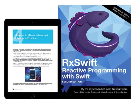 rxswift reactive programming with second edition books rxswift wenderlich