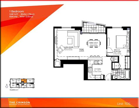 miami condo floor plans crimson miami condo floor plans