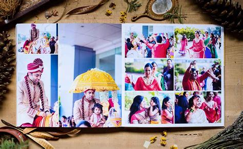 Wedding Album Design In Pune by Candid Wedding Photography Pune Mumbai India Wedding