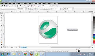 corel draw x4 ukuran kecil cara membuat logo sony ericsson dengan coreldraw x4