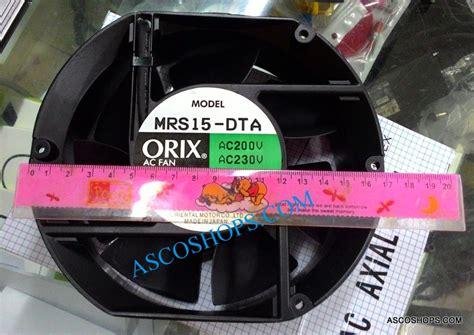 Kipas Fan Panel Orix Ac 220v 15x15 Cm With Bearing jual kipas fan panel orix ac 220v 15x17 cm 15 x 17