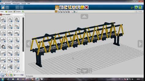 printable bridge instructions my lego city update bauanleitung lego eisenbahnbr 252 cke 1m