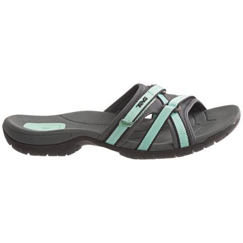 slide sandals womens teva tirra slide sandals for save 58