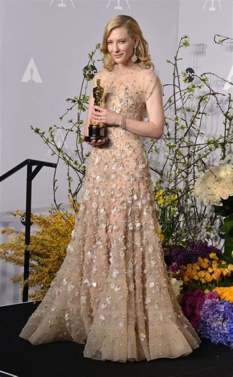 cate blanchett wins  actress    great speech    oscarslainey gossip