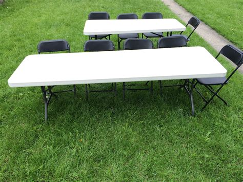 bounce house tables and chairs for rent table chair rental buffalo bounce house rentals