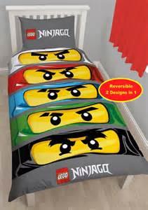 Fireman Sam Double Duvet Cover Lego Ninjago Eyes Single Panel Duvet Amp Pillowcase Bedding Set