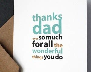 thank you letter to deadbeat thank you letter for father s day