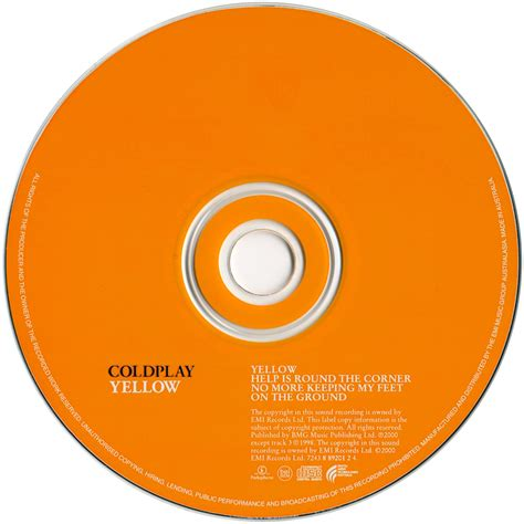 coldplay mp3 download zip download mp3 yellow by coldplay coldplay album cover