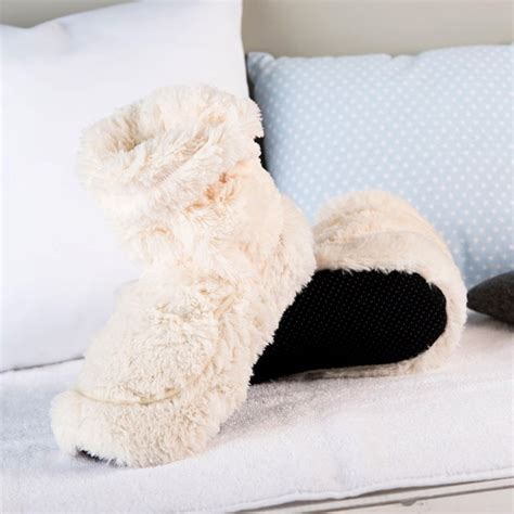 microwavable boot slippers cozy boots microwavable slipper boots