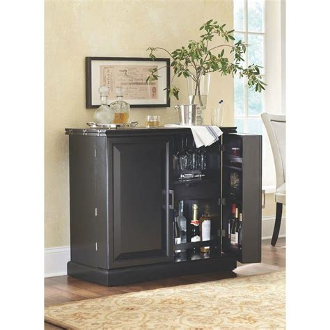 home decorators collection jamison black bar with